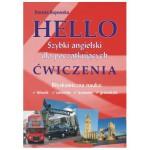Ćwiczenia Hello Szybki Angielski dla początkujących, książka