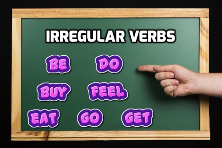 czasowniki nieregularne