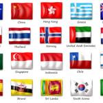 kraje i narodowości po angielsku