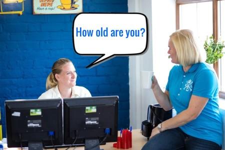 Ile masz lat po angielsku