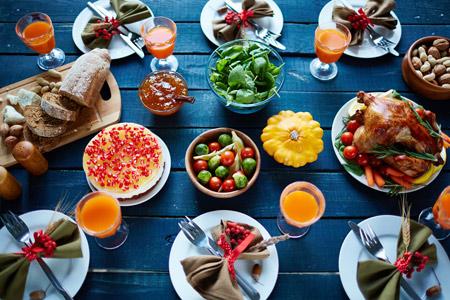 Posiłki i jedzenie po angielsku