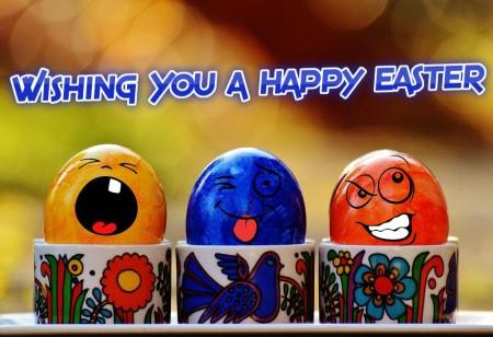 Wishing you a Happy Easter. Życzę Ci Wesołych Świąt Wielkanocnych.