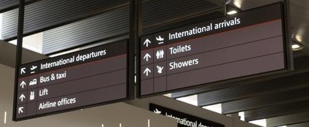Na lotnisku angielskie zwroty