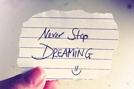 cytat o marzeniach
