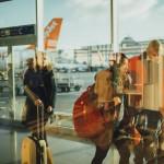 na lotnisku po angielsku