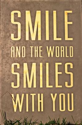 cytat_po_angielsku_o_uśmiechu