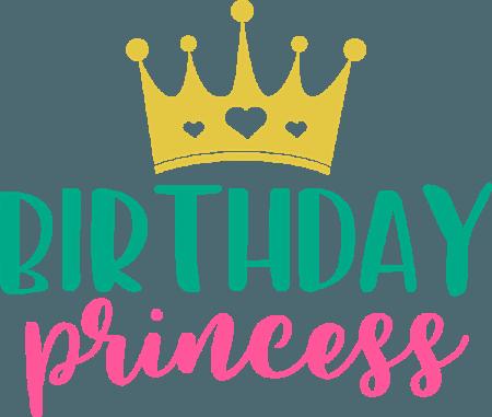 Birthday princess. Urodzinowa księżniczka