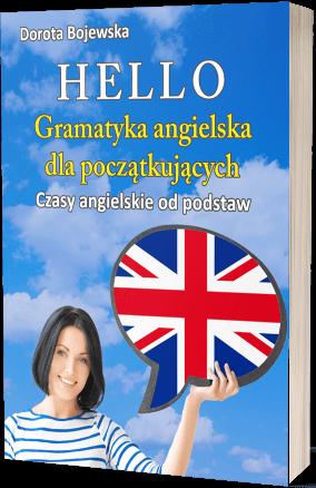 hello gramatyka angielska Dorota Bojewska