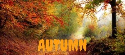 jesień po angielsku