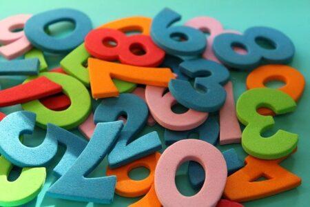 ćwiczenie na liczby po angielsku