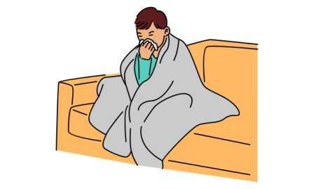 choroby po angielsku przeziębienie ćwiczenie