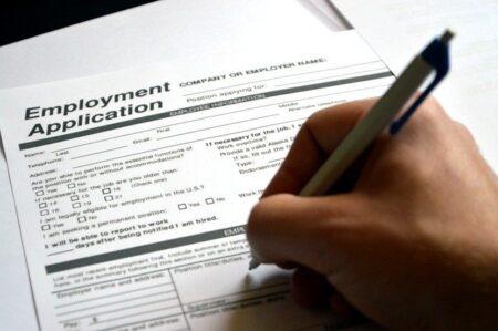 dane osobowe, wypełnianie formularza po angielsku ćwiczenie