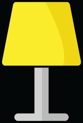 meble po angielsku ćwiczenie lampa po angielsku