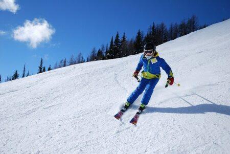 nazwy sportów po angielsku ćwiczenie, narciarstwo po angielsku