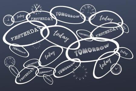 określenia czasu po angielsku ćwiczenie dzisiaj, jutro, wczoraj