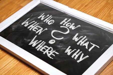 podstawowe pytania po angielsku ćwiczenie, co, gdzie kiedy
