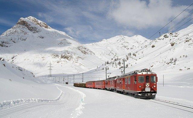 środki transportu po angielsku, pociąg, ćwiczenie, wymowa