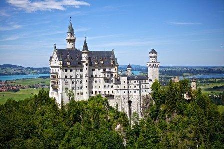 miasto, miejsca w mieście po angielsku ćwiczenie wymowa zamek