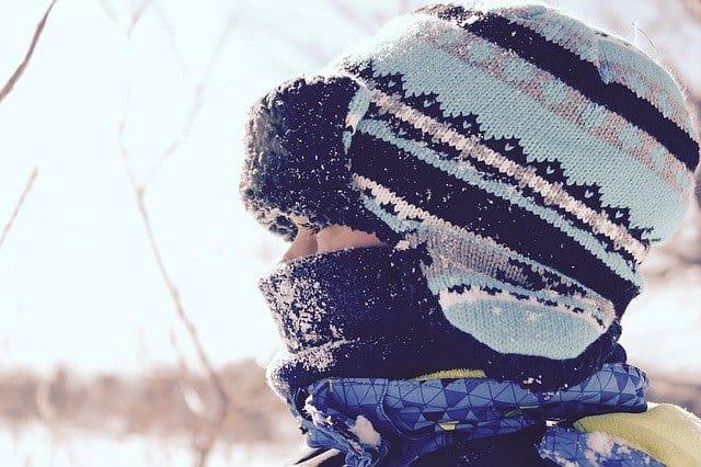 zimno po angielsku, pogoda, ćwiczenie wymowa