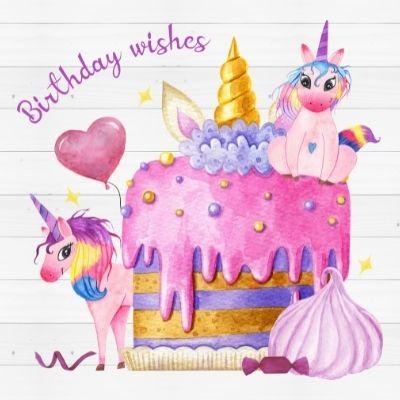 życzenia urodzinowe dla dziecka po angielsku
